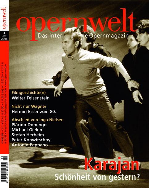Opernwelt April (4/2008)