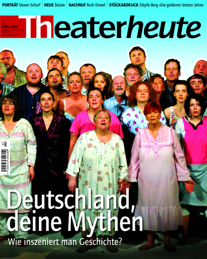 Theater heute April (4/2009)