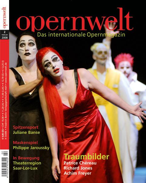 Opernwelt Februar (2/2008)