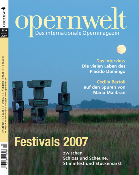 Opernwelt September/Oktober (9/10/2007)