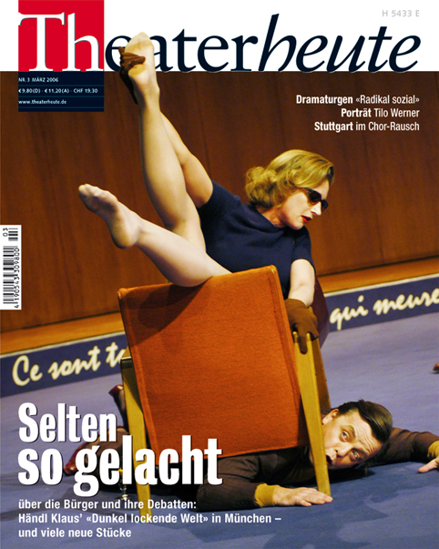 Theater heute März (3/2006)