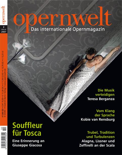 Opernwelt Februar (2/2007)