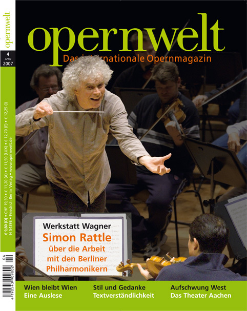 Opernwelt April (4/2007)