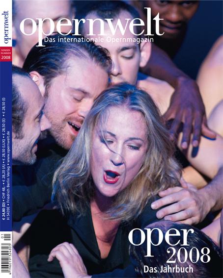 Opernwelt Jahrbuch (10/2008)