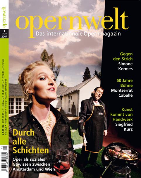 Opernwelt Januar (1/2007)