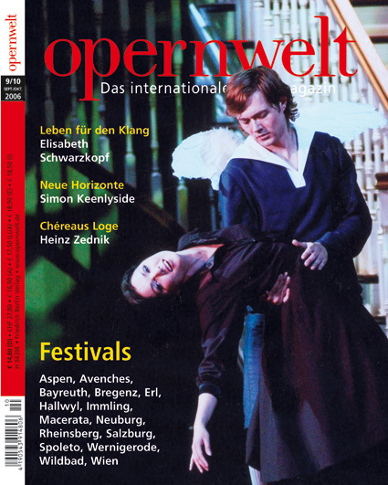 Opernwelt September/Oktober (9/10/2006)