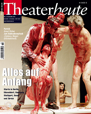 Theater heute November (11/2005)