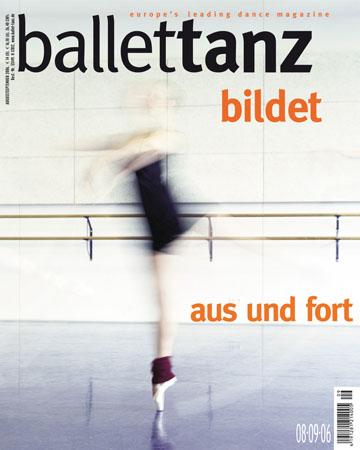 Tanz August/September (8/9/2006)