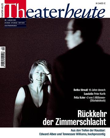 Theater heute Januar (1/2005)