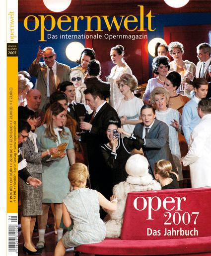 Opernwelt Jahrbuch 2007 (10/2007)