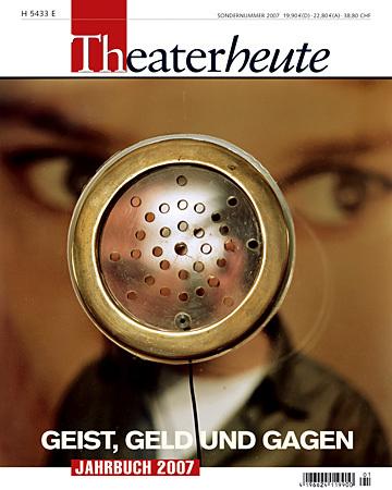 Theater heute Jahrbuch (13/2007)