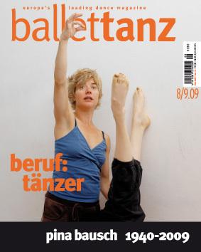 Tanz August/September (8/9/2009)