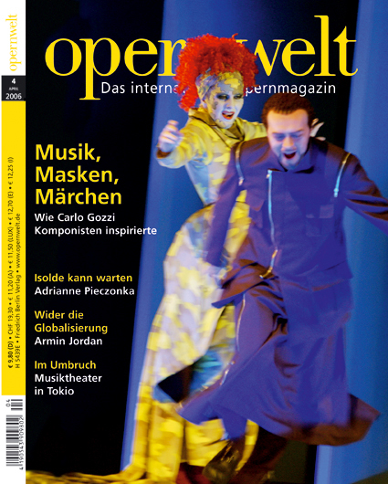 Opernwelt April (4/2006)