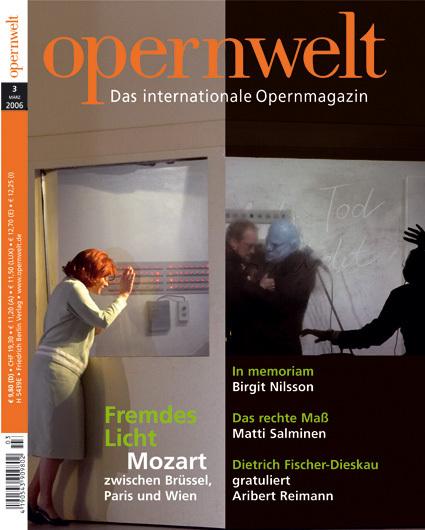 Opernwelt März (3/2006)