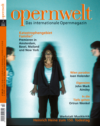 Opernwelt Februar (2/2006)