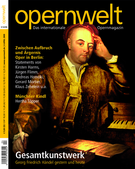 Opernwelt April (4/2009)