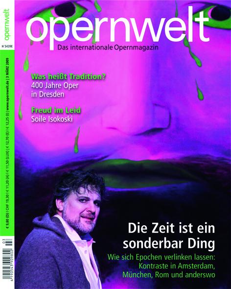 Opernwelt März (3/2009)