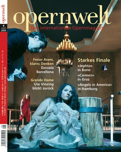 Opernwelt August (8/2005)