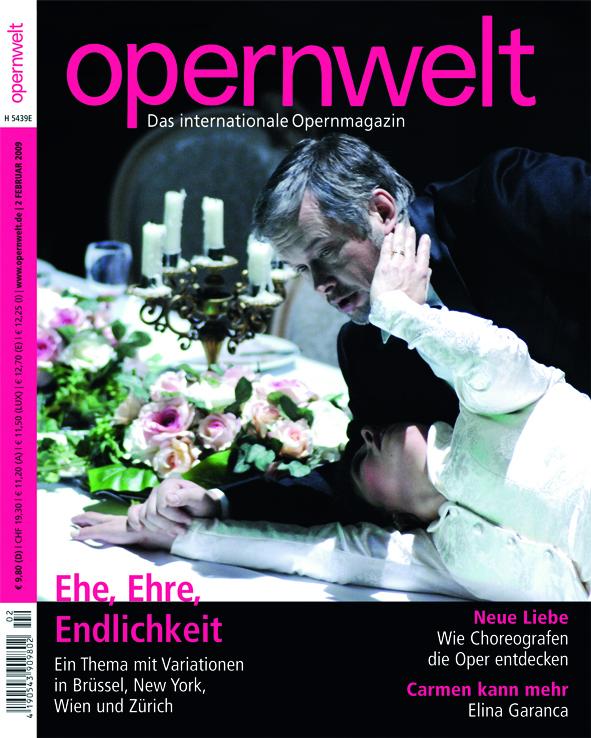 Opernwelt Februar (2/2009)