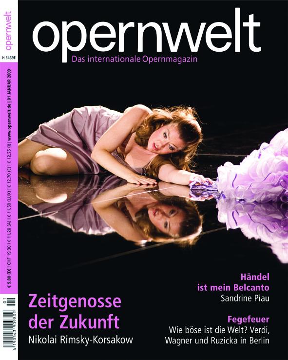 Opernwelt Januar (1/2009)