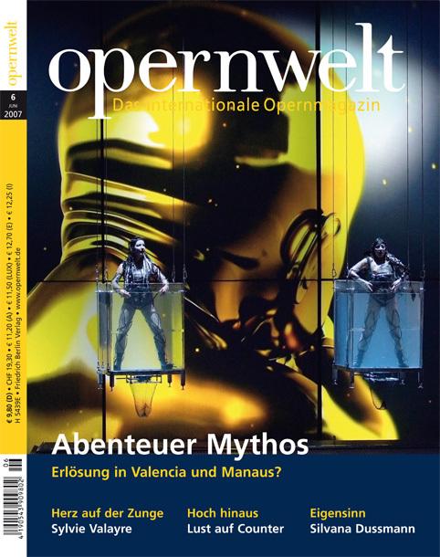 Opernwelt Juni (6/2007)