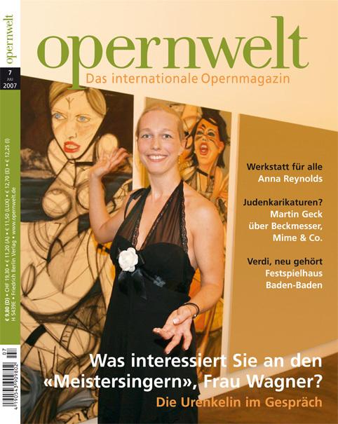 Opernwelt Juli (7/2007)