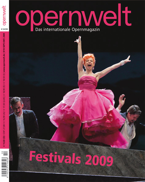 Opernwelt September/Oktober (9/10/2009)