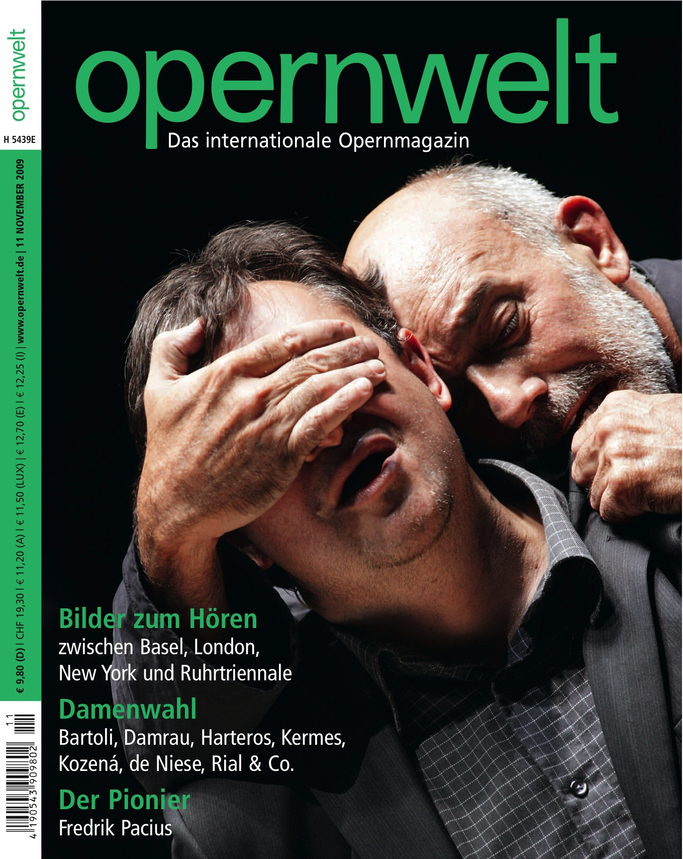 Opernwelt November (11/2009)
