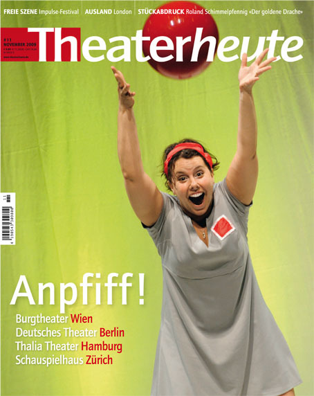 Theater heute November (11/2009)