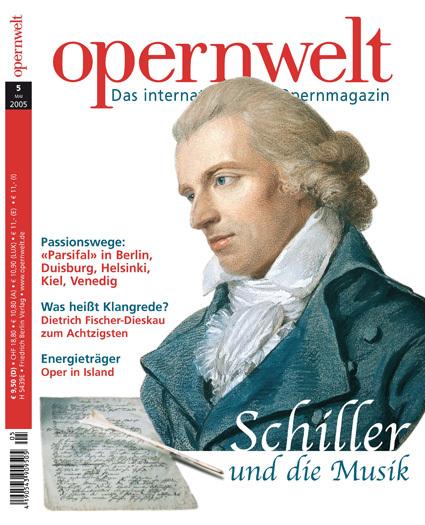 Opernwelt Mai (5/2005)