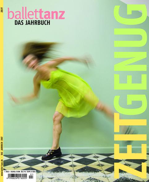 Tanz Jahrbuch (13/2007)