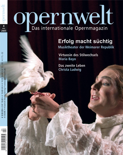 Opernwelt April (4/2005)