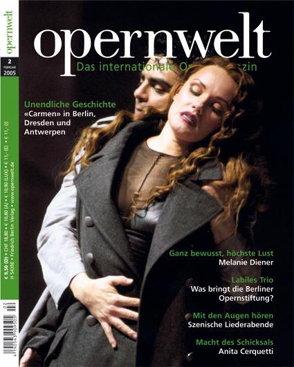 Opernwelt Februar (2/2005)