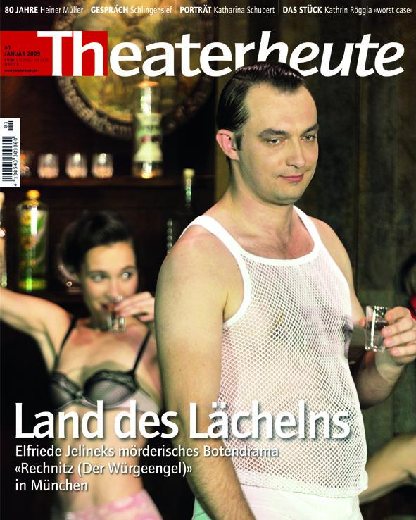 Theater heute Januar (1/2009)