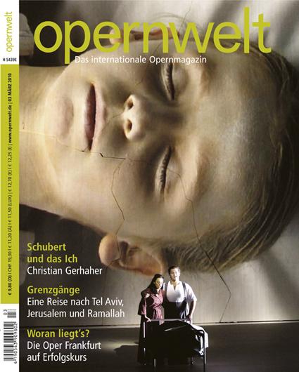 Opernwelt März (3/2010)