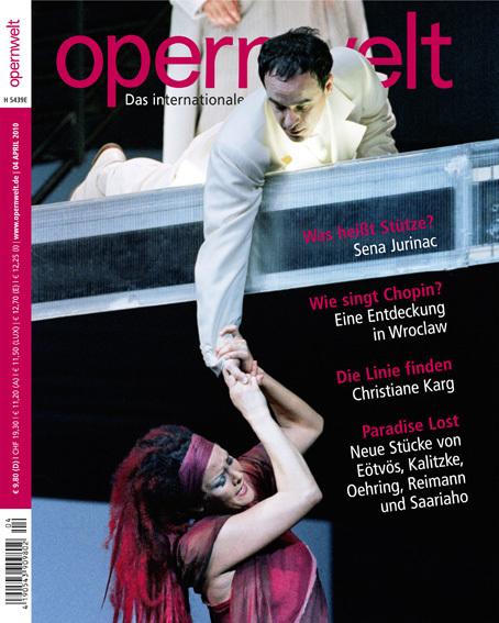 Opernwelt April (4/2010)