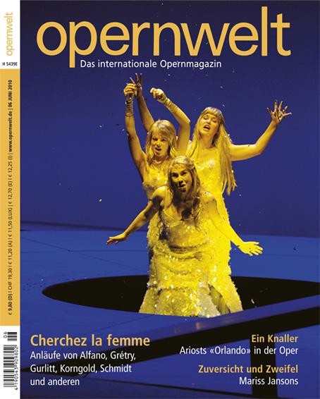 Opernwelt Juni (6/2010)