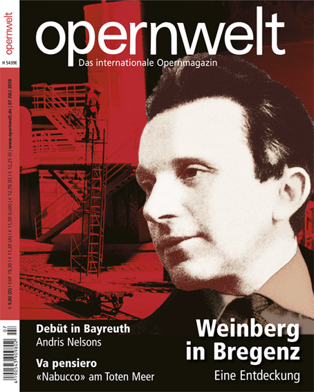 Opernwelt Juli (7/2010)