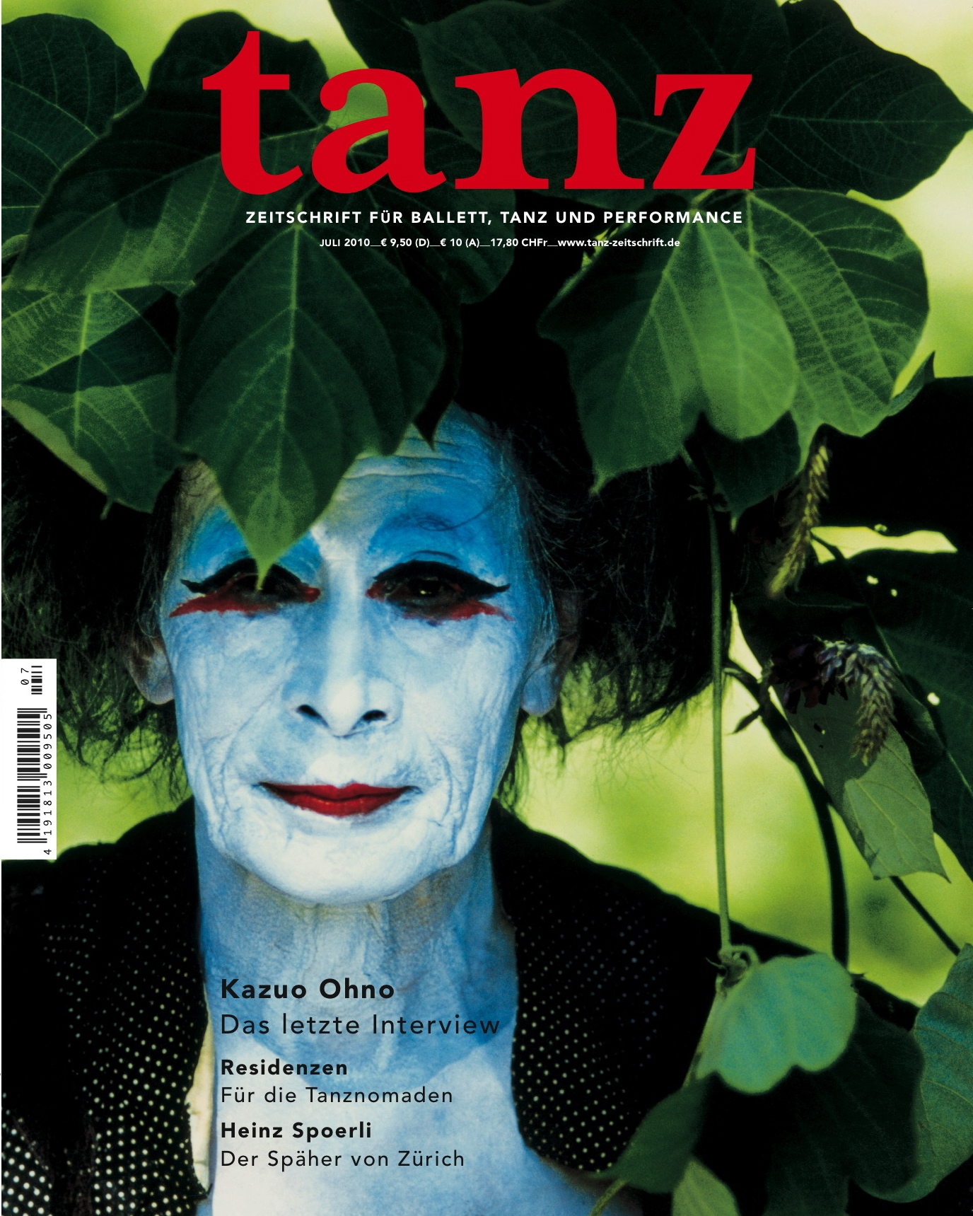 Tanz Juli (7/2010)