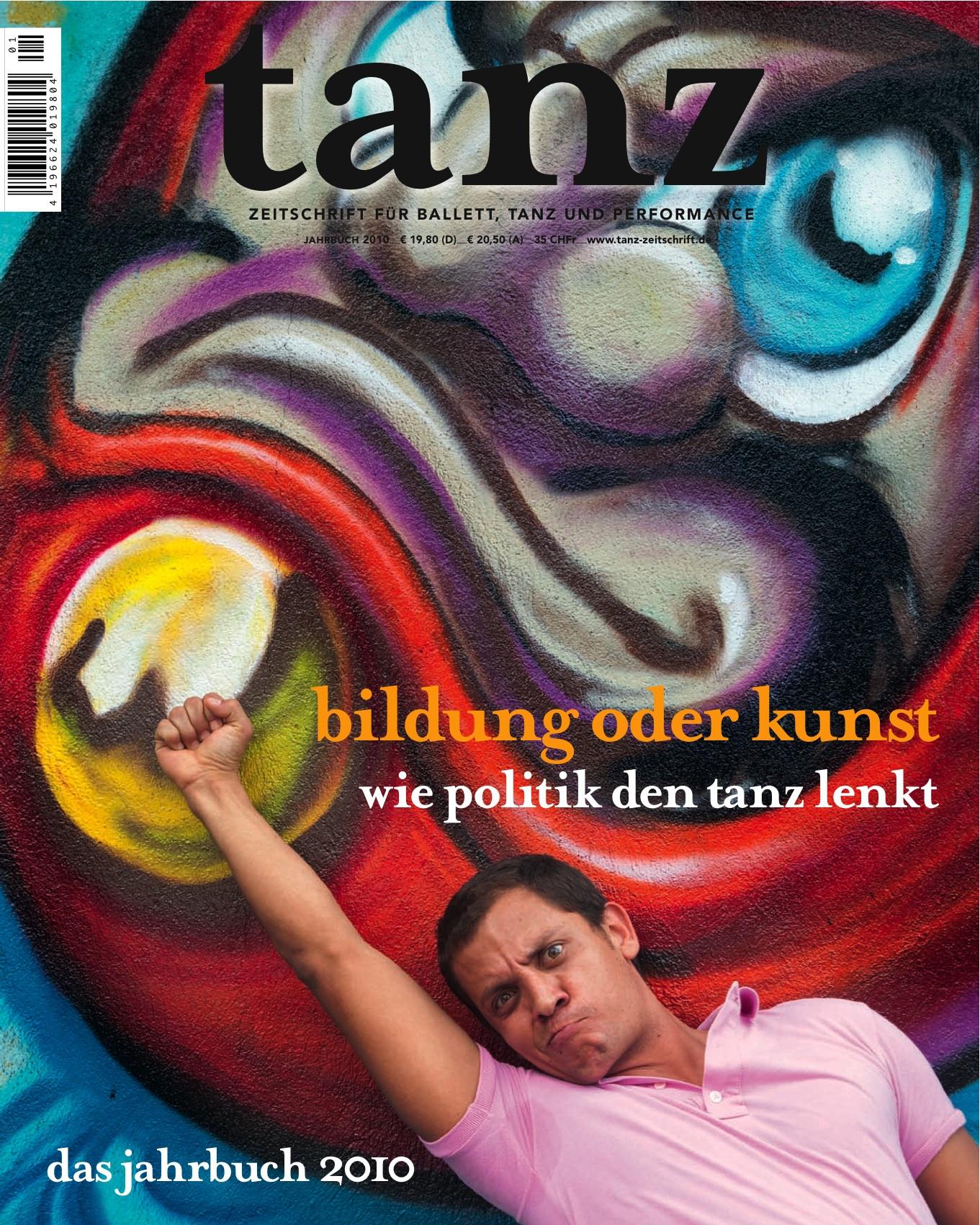 Tanz Jahrbuch (13/2010)