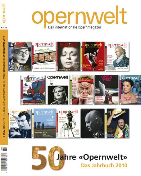 Opernwelt Jahrbuch (13/2010)