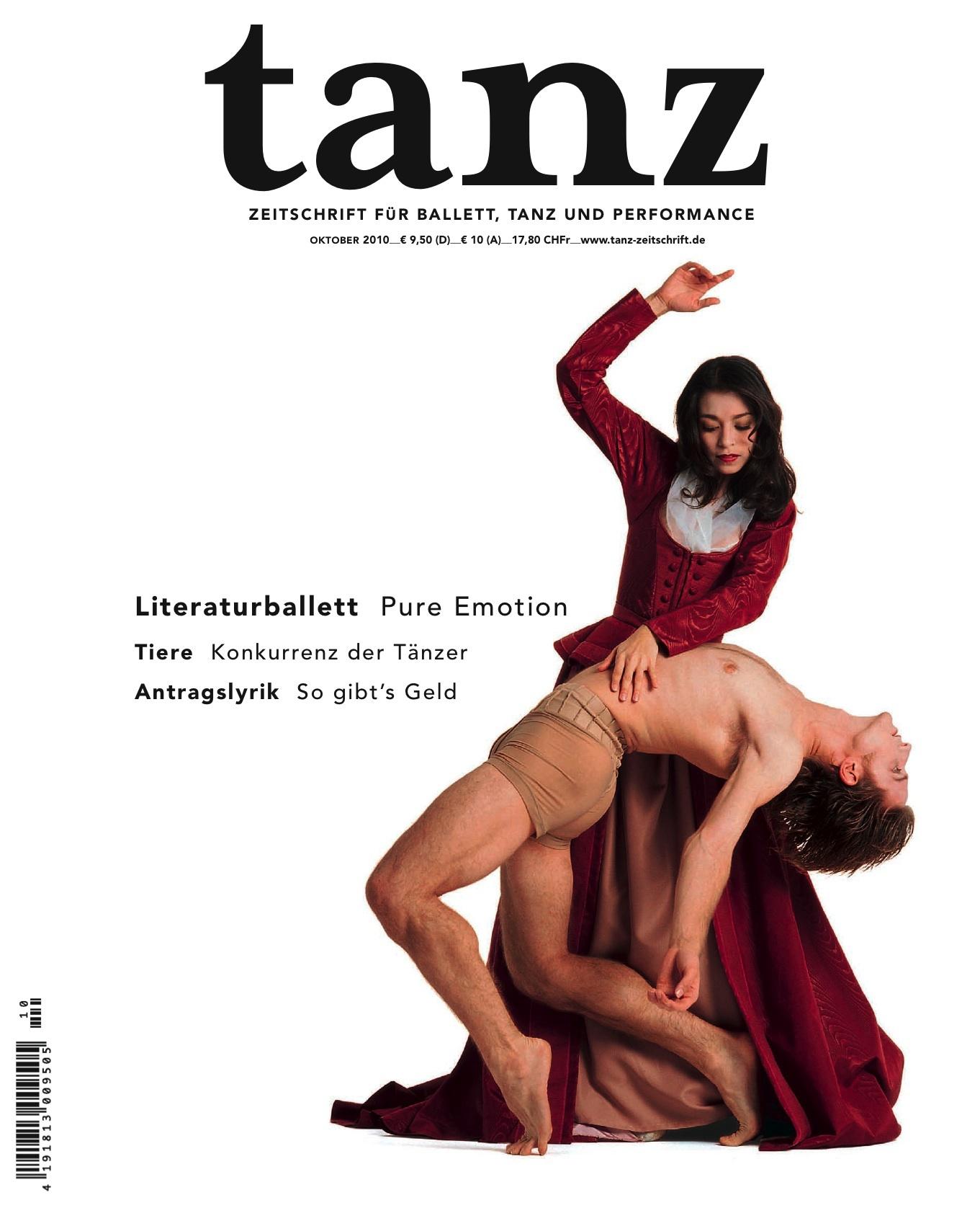 Tanz Oktober (10/2010)