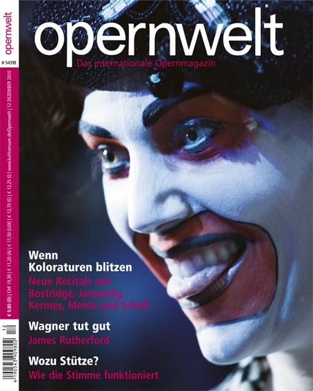 Opernwelt Dezember (12/2010)