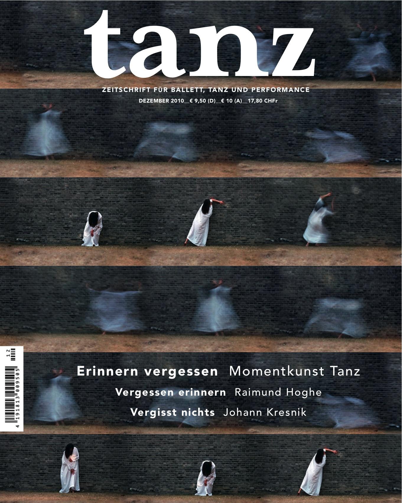 Tanz Dezember (12/2010)
