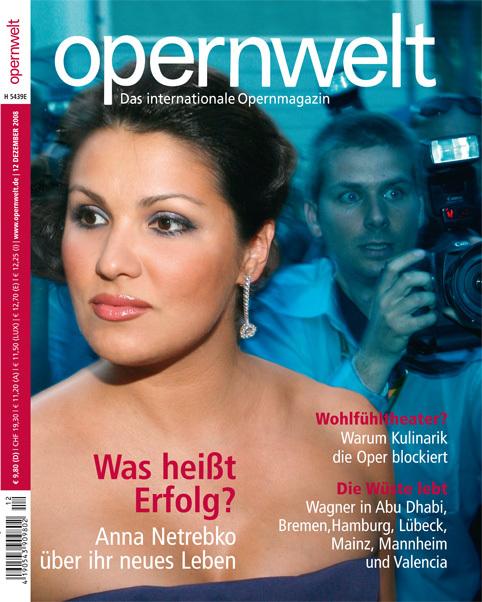 Opernwelt Dezember (12/2008)