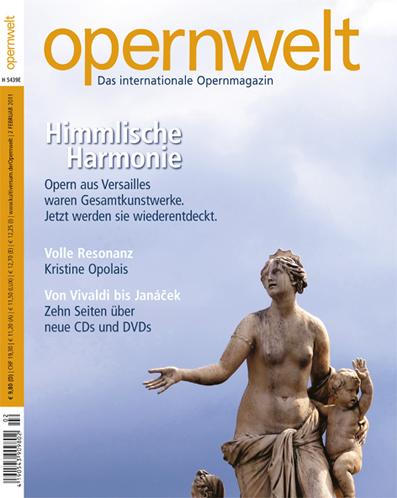 Opernwelt Februar (2/2011)