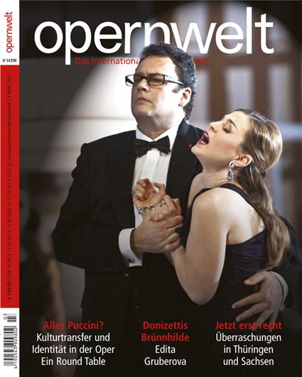 Opernwelt März (3/2011)