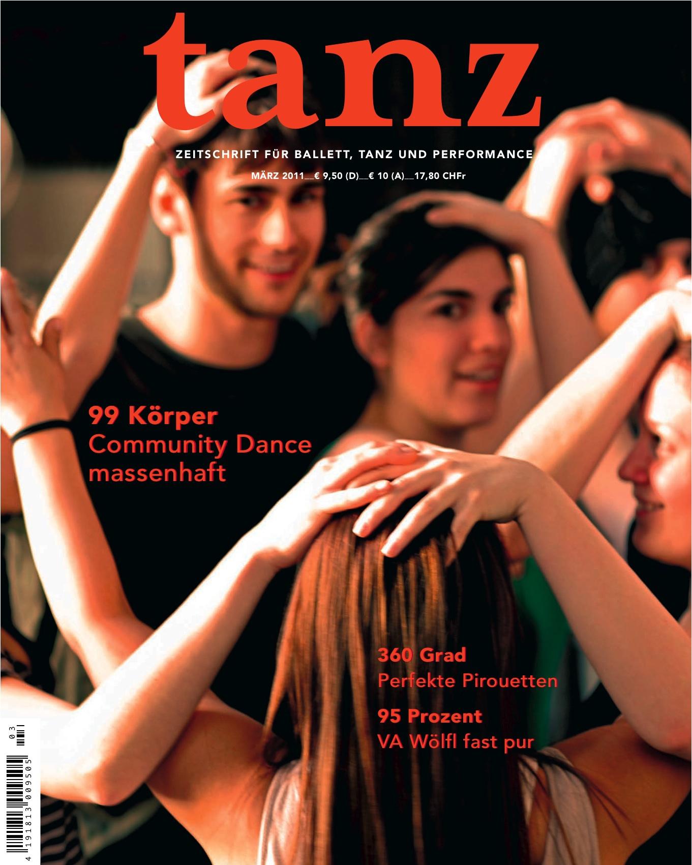 Tanz März (3/2011)