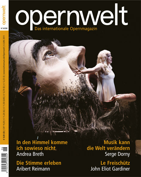Opernwelt Juni (6/2011)