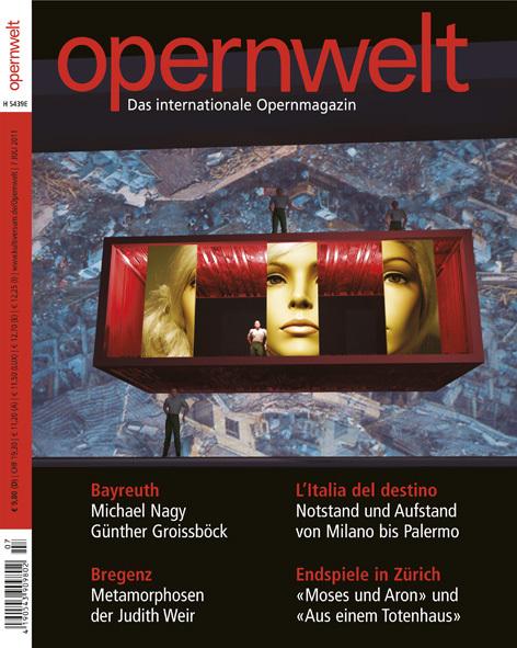 Opernwelt Juli (7/2011)